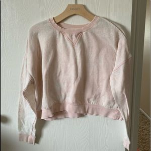 Kendall & Kylie Pacsun Pink Sweater